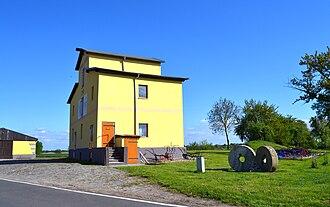Zechin - Königs-Mühle (King's Mill) in Zechin.