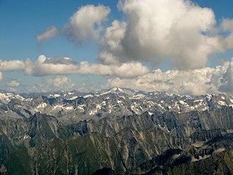 Zillertal Alps - Image: Zillertaler Alpen