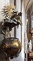 Znojmo Saint Nicholas Church Pulpit 01.jpg