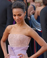 Zoe Saldana at 82nd Academy Awards (cropped).jpg