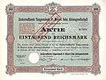 Zuckerraffinierie Tangermünde 1000 Mk 1915.jpg