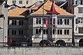 Zunfthaus zur Zimmerleuten (Abschluss Renovation Oktober 2010) - Wühre 2010-10-08 14-59-14.JPG