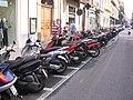 Zweiradparkplatz in Sorrent.jpg