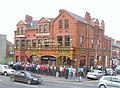"""Arthur's Day"" at the Hatfield, Belfast - geograph.org.uk - 1505174.jpg"