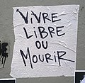"""Vivre libre ou mourir"" Paris 2015 (16340960745).jpg"