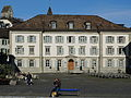 'Alters- und Pflegeheim Bürgerspital', das ehemalige 'Heiliggeist-Spital' beim Fischmarktplatz in Rapperswil 2012-10-30 14-14-08 (P7700).jpg