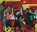 'Tangotee' by Ernst Ludwig Kirchner, 1919-1921.jpg