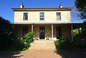 Woollahra, New South Wales - Image: (1)Waimea in Waimea Avenue