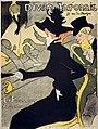 (Albi) Le Divan japonais 1893 lithographie - Toulouse-Lautrec MTH.A3.jpg
