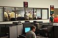 (Hurricane Katrina-Hurricane Rita) Baton Rouge, LA, May 24, 2006 - The command room overlooking the main floor at the Louisiana State Emergency Operations Center is occupied by stat - DPLA - 7478d79ba29873d2f95e908bc415ab18.jpg