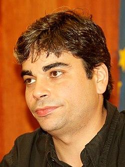(Jorge García Castaño) Acto IU Las Rozas Elecciones Europeas (cropped).jpg