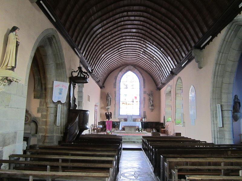 Église Notre-Dame de Romagny, Manche