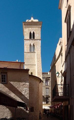 Église Sainte-Marie-Majeure de Bonifacio - Église Saint-Dominique de Bonifacio