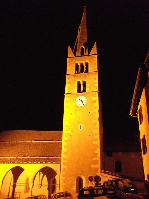 Monument historique à Risoul