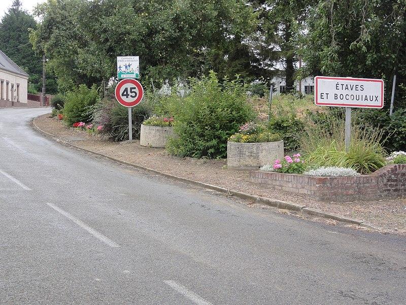 Étaves-et-Bocquiaux (Aisne)