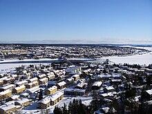 Östersund Wikipedia - Sweden map ostersund