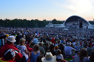 Estonian Song Festival music festival in Estonia
