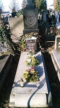 ČB - hřbitov sv. Otýlie - hrob Liška.jpg
