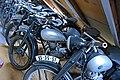 ČZ motorcycles in the Pořežany museum 03.jpg