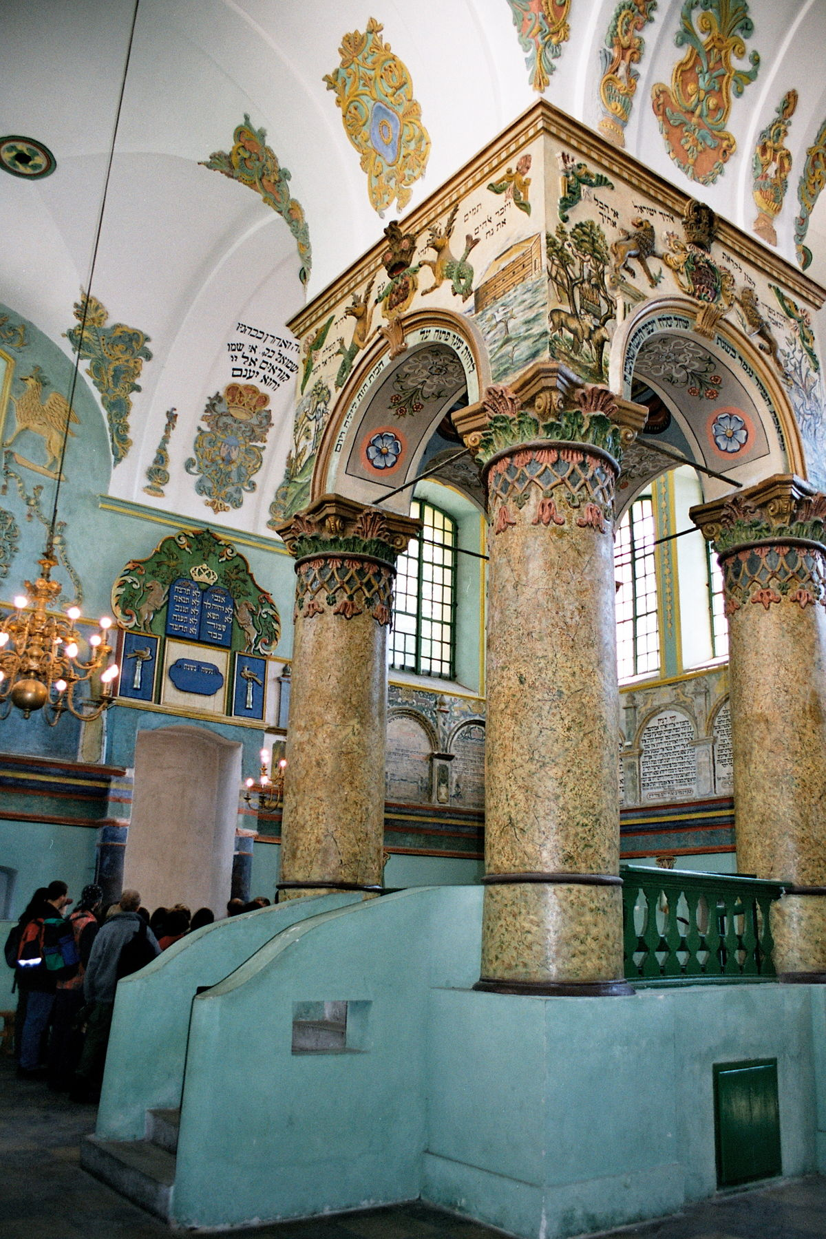 Łańcut Synagogue Wikipedia