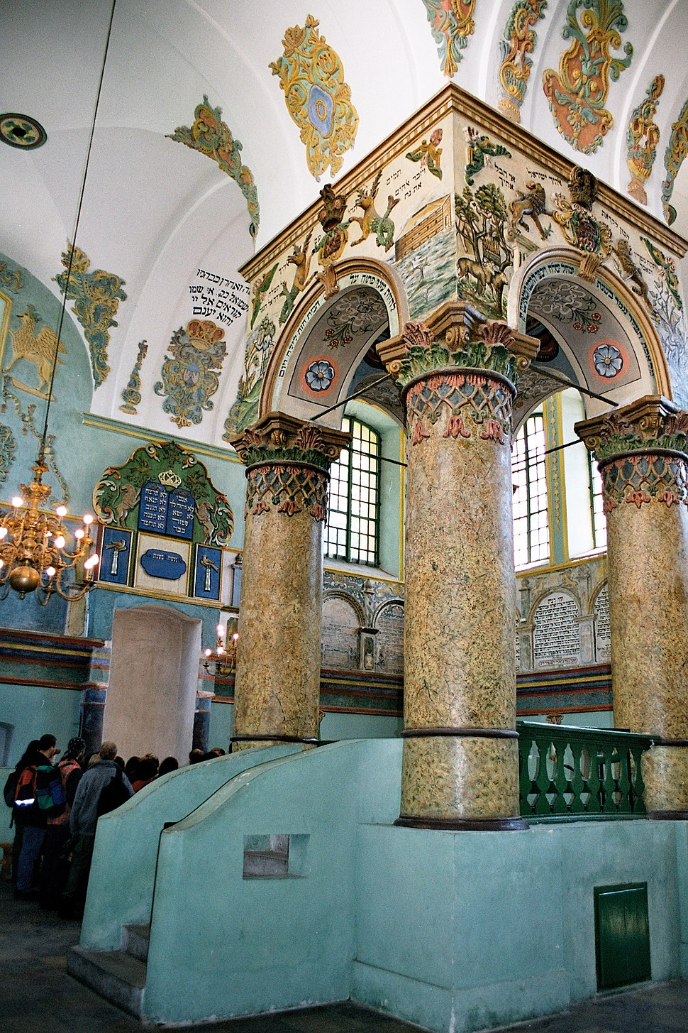 Łańcut synagoga 06