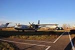 Ан-26. Музей гражданской авиации. Ульяновск. Ноябрь 2013 - panoramio.jpg