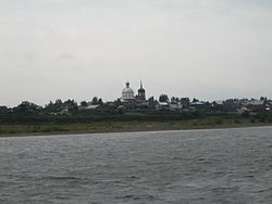 Skyline of Tukayevsky Koān