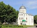 Борисоглiбський собор, Чернігів, Вал.jpg