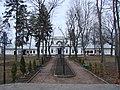 Будинок, у якому жив і працював П.Чайковський, Тростянець.JPG