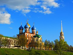Вид на Рязанский Кремль.JPG