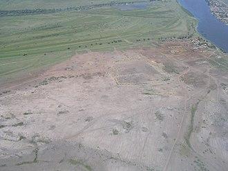 Samosdelka - Medieval fortified town near Samosdelka