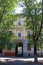 Житловий будинок (мур.) Івано-Франківськ вул. Шевченка, 7.JPG