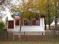 Кружилинский Дом, где родился М. А. Шолохов 11 октября 2017 01.jpg