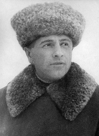 Lev Dovator - Image: Лев Михайлович Доватор