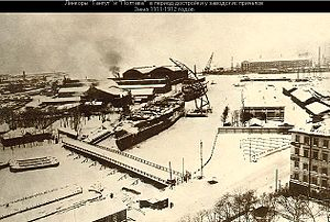 Gangut-class battleship - Image: Линкоры Гангут