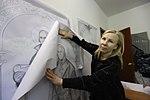 Мастера из Ярославля пишут иконы для Главного храма Вооруженных Сил РФ 02.jpg