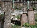 Надгробни споменици у манастиру Рибница код Мионице.jpg