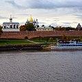 Новгородский Детинец (Кремль) (Великий Новгород - panoramio.jpg