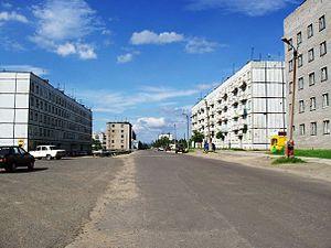 27 km Zheleznoy Dorogi Monchegorsk–Olenya - Oktyabrskaya Street