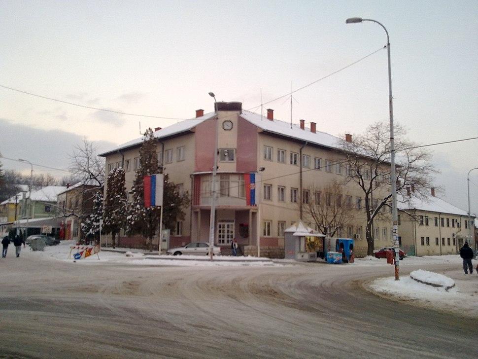 Општина Бабушница (2012)