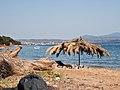 Пляж где-то между Метаморфоси и Никити - panoramio.jpg