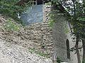 Развалины пятой крепостной стены около Покровской башни. Около Баториева пролома. Псков. Июль 2012 - panoramio.jpg