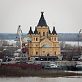 Собор Во Имя Святого Благоверного Князя Александра Невского (2012.04.21) - panoramio.jpg