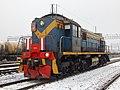 ТЭМ2-1621, Россия, Самарская область, станция Сызрань-I (Trainpix 148666).jpg