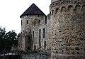 Цесис (Латвия) Мощные стены старого замка - panoramio.jpg