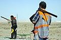 مسابقات تیر اندازی به اهداف پروازی در شهر فرودگاهی قم Shooting sports- Iran - Qom 25.jpg