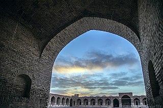 Iranian National Heritage site