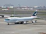 ボーイング747‐400型キャセイパシフィック航空.JPG