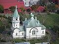 函館山からのハリストス正教会 - panoramio.jpg