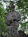 南京博物院展出的齐白石铜雕塑像-作者吴为山 - panoramio.jpg